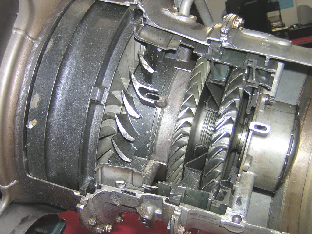 Elicottero A Reazione : Viaggio all interno dei motori turbogetto rcaeromodellismo
