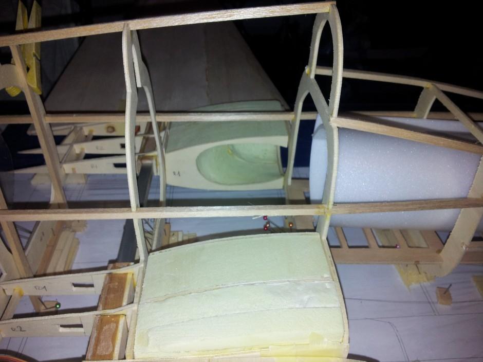 Aermacchi mb 339 realizzazione da disegno del celebre for Come costruire un progetto