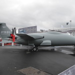 Piaggio_P.1HH_HammerHead_at_Paris_Air_Show_2013_1